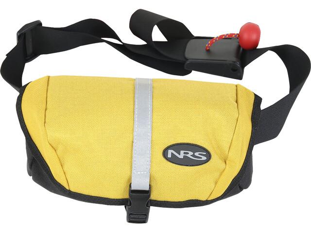NRS Kayak Tow Line - jaune